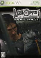 Lost Odyssey Playable Demo Disc