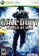 CALL OF DUTY WORLD AT WAR of duty world at war (domestic version can be operated)