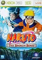 Asian Version NARUTO The Broken Bond (Domestic Version can operate)
