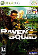 North American version RAVEN SQUAD (domestic version can be used)