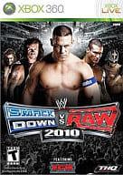 WWE 2010 Smack Down! vs Raw