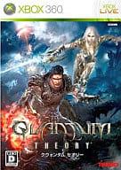 QUANTUM THEORY [Regular Edition]