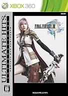 FINAL FANTASY XIII Ultimate Hits International