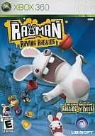 North America version RAYMAN RAVING RABBIDS (Domestic version main body operation available)