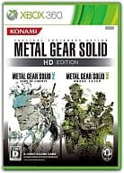 Metal Gear (video game) Solid HD Edition [Regular Edition]