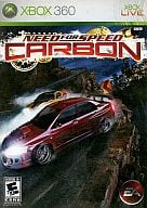 EU version NEED FOR SPEED CARBON (domestic version cannot operate)