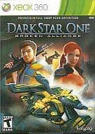 North America version DARK STAR ONE BROKEN ALLIANCE (Domestic version main body operation possible)