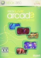 North American X box LIVE arcade COMPILATION DISC [Software A La Carte] (Available in Japan)