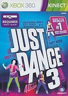 Asian version JUST DANCE 3 (domestic version can be operated)