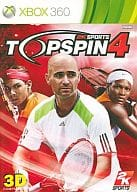 Asian version TOP SPIN 4 (domestic version main body operable)
