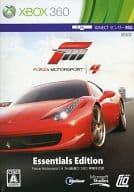 Forza Motorsports4 Essentials Edition