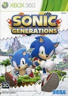 Asian version SONIC GENERATIONS (Domestic version operation is possible)