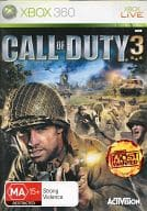 EU version CALL OF DUTY 3 (Domestic version operation is possible)
