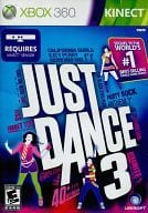 JUST DANCE 3 JUST DANCE 3 (Domestic Version Can Operate)