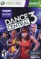 北米版 DANCE CENTRAL 3 (国内版本体動作可)
