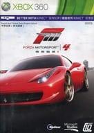 アジア版 FORZA MOTORSPORT 4 (国内版本体動作可)