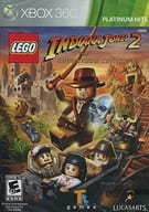 North American Version Lego Indiana Jones 2 the Adventure Continues [PLATINUM HITS] (Domestic Version can be operated)