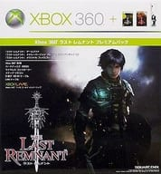 Xbox360本体 THE LAST REMNANTプレミアムパック