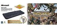 ワイヤードキーボード600 モンスターハンター フロンティア オンライン スペシャル エディション