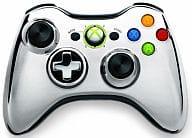 Xbox360 ワイヤレス コントローラー SE (クロームシルバー)