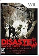 Disaster Day of Crisis - DISASTER: DAY OF CRISIS -