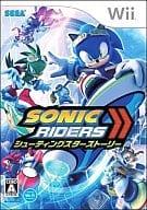 Sonic Riders Shooting Star Story