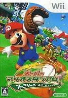 Mario Super Sluggers Family Baseball