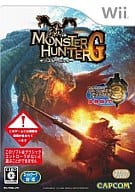 MONSTER HUNTER G [Regular version without](※ classic controller]