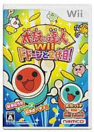 Taiko-no Tatsujin : Wii Dodoon and 2 nd Generation! [Regular Version]