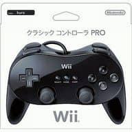 Classic Controller PRO (Black)