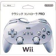 Classic Controller PRO White [RVL-005 (- 02)]