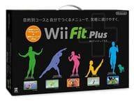 Wii Fit Plus Balance Wii Board (Black) Set
