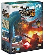 MONSTER HUNTER G Starter Pack (Includes Classic Controller) [Limited Edition]