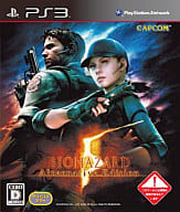 BIOHAZARD(RESIDENT EVIL) 5 Alternative Edition