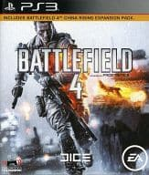 Asian Version BATTLE FIELD 4 (Domestic Version can be operated)
