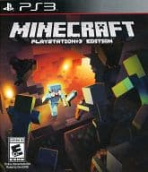 MINECRAFT PLAYSTATION3 EDITION for North America (domestic version can be operated)