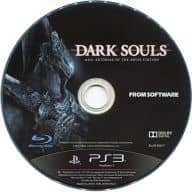 DARK SOULS with ARTORIAS OF THE ABYSS EDITION (condition: game disc only)