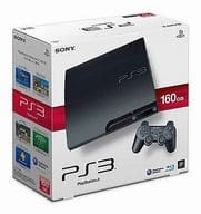 PlayStation 3 Console Charcoal Black (HDD 160 gb) [CECH-3000A]