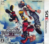 Kingdom Hearts 3D ~ Dream · Drop · Distance ~
