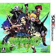 Labyrinth of World Tree IV God of Tradition + Purchase Award with Soundtrack