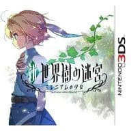 Labyrinth of New World Tree Millennium girl + purchase award with soundtrack