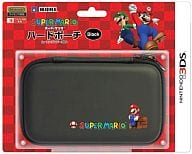 Super Mario Hard Pouch for 3 ds Black