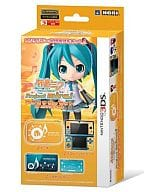 Hatsune Miku and FutureStars Accessory Set 3DS