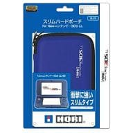 Slim Hard Pouch Blue (for New 3 DSLL)