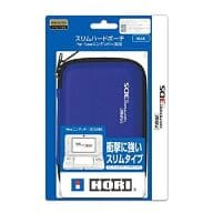 Slim Hard Pouch Blue (for New3DS)