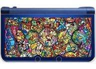 Disney Character Pre-Covered Stained Glass (for new3DSLL)