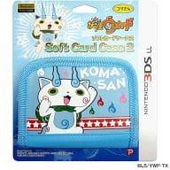 Yokai Watch Soft Card Case 2 Koma Version.