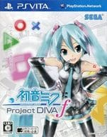 Hatsune Miku -Project DIVA - f