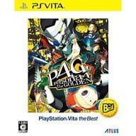 Persona 4 : PSVita the Best