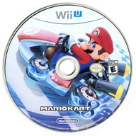 MARIOKART 8 for North America (Domestic version Not Functional) (Status : Game Disc Only)